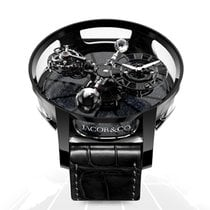 Jacob & Co. Astronomia Ceramic 50mm Black Roman numerals