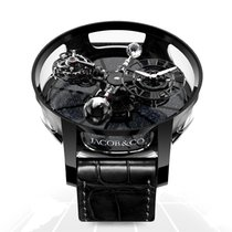 Jacob & Co. Astronomia Céramique 50mm Noir Romain