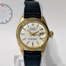 Rolex Lady-Datejust Gelbgold 26mm Keine Ziffern Schweiz, Chiasso