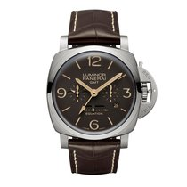 Panerai Luminor 1950 8 Days GMT PAM00656 nowość