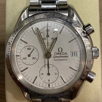 Omega Speedmaster Steel 39mm White No numerals Singapore, Singapore