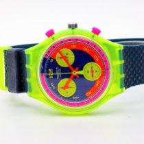 Swatch new Quartz 37mm Plastic