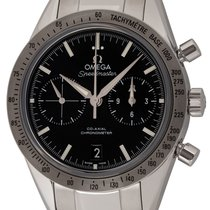 Omega Speedmaster '57 Steel 42mm Black