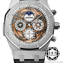 Audemars Piguet Royal Oak Hvitt gull