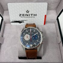 Zenith El Primero 36'000 VpH new 2019 Automatic Chronograph Watch with original box and original papers 03.2046.400/25.C771