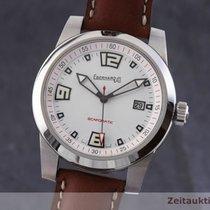 Eberhard & Co. Scafo Steel 42mm White