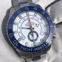 Rolex Yacht-Master II Steel 44mm White No numerals United States of America, Texas, Frisco
