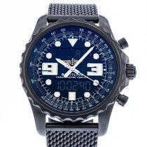 Breitling Chronospace M78365 2010 pre-owned