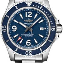 Breitling Superocean 44 new 2019 Automatic Watch with original box and original papers A17367D81C1A1