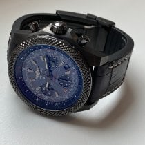 Breitling Bentley B06 Steel 44mm Black