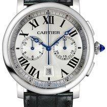 Cartier Rotonde de Cartier new 2021 Automatic Chronograph Watch with original box wsro0002