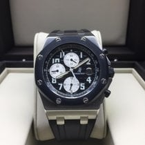 Audemars Piguet Royal Oak Offshore Chronograph Rubber Bezel