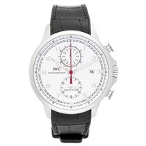 IWC Yacht Club Chronograph Stainless Steel IW390502