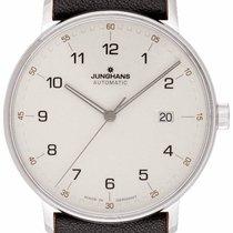 Junghans FORM A Otel 39,10mm Argint