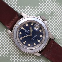 Tudor 76100 Steel 1974 Submariner 40mm pre-owned