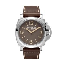 Panerai Special Editions Steel 47mm Brown Arabic numerals