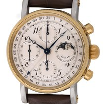 Chronoswiss Gold/Steel 38mm Automatic CH 7522L pre-owned United States of America, Texas, Austin