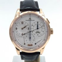Jaeger-LeCoultre Duometre Chronograph 18k Rose Gold Complete...