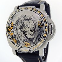 Panerai Luminor Sealand Purdey Lion IV PAM 00831 Special Editions