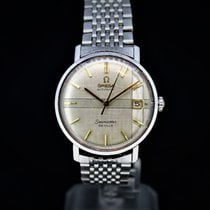 Omega Steel 34.5mm Automatic 14910 SC - 62 pre-owned