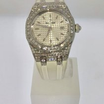Audemars Piguet Steel 32.5mm Quartz H24583 pre-owned United States of America, Michigan, Royal Oak