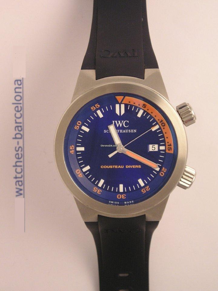 57f502698907 IWC Aquatimer - Precios de IWC Aquatimer en Chrono24