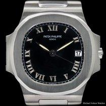 Patek Philippe 3800/1 Steel 1998 Nautilus pre-owned United States of America, New York, New York