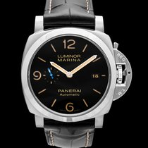 Panerai Luminor Marina 1950 3 Days Automatic Acciaio Black...