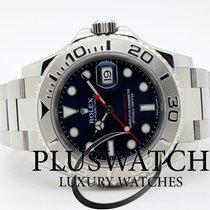 Rolex Yacht Master Men's Watch Platinum 116622 2012 4455