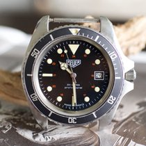 Heuer Steel Automatic Heuer 844 pre-owned