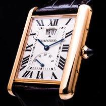 Cartier Tank Louis Cartier XL 18kt. Rosegold Date Reserve de...