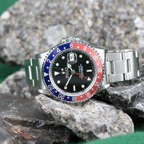 Rolex 16700 GMT Master – 1990 – Box & Papers  – £7,250