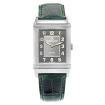 Jaeger-LeCoultre Reverso Grande Taille Steel 26mm Grey Arabic numerals United States of America, New York, NYC