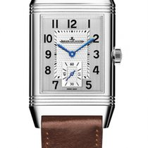 Jaeger-LeCoultre 3848422 Steel 2018 Reverso Duoface new