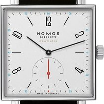 NOMOS Tetra Neomatik Steel 33mm Arabic numerals United States of America, Florida, Naples