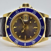 Rolex Submariner Date 16808 1984 pre-owned