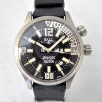 Ball Engineer Master II Diver Acero 43mm Negro