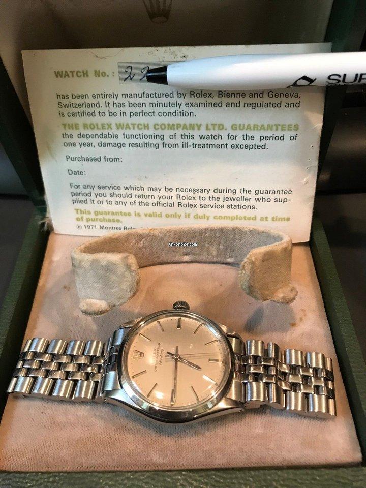 9ae8c341b44 Comprar relógios Rolex Prata