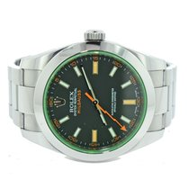 Rolex Milgauss Steel 40mm Black No numerals United States of America, Georgia, Snellville