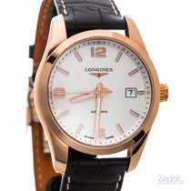 Longines Conquest Classic Rose gold United States of America, Texas, Houston