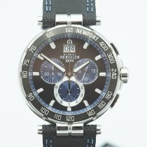 Michel Herbelin Newport (submodel) Steel 42,5mm Blue