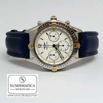 Breitling Chrono Cockpit Steel 37mm White