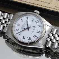 Rolex Datejust Staal 36mm Zilver Geen cijfers Nederland, Utrecht