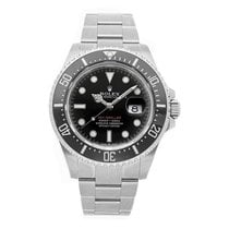 Rolex Sea-Dweller 4000 Steel 43mm Black No numerals