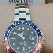 Rolex 16710 Acciaio 2002 GMT-Master II 40mm usato Italia, Chiavari