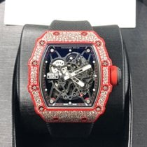 Richard Mille Carbon Automatic RM35-02 RM035 Rafa new