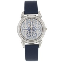 Cuervo y Sobrinos pre-owned Quartz 34mm Blue 1 ATM