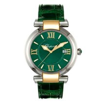 Chopard Imperiale Steel Green