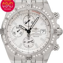 Breitling Chronomat Evolution Acero 44mm Plata España, Madrid