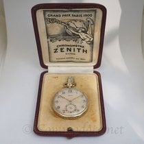 Zenith Yellow gold 47mm Manual winding pre-owned